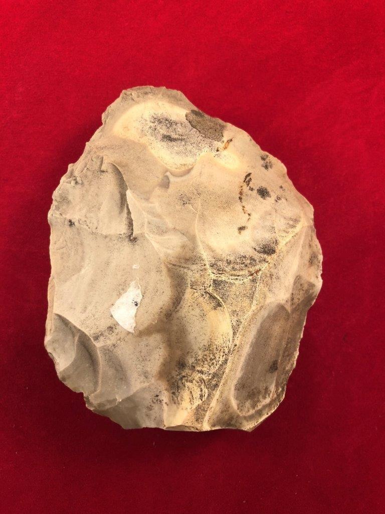 CRIB MOUND BLADE     INDIAN ARTIFACT ARROWHEAD - 2