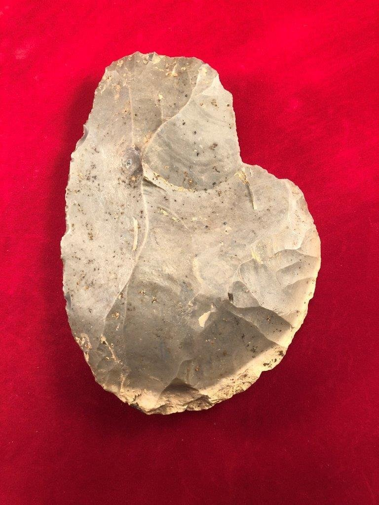 CRIB MOUND BLADE     INDIAN ARTIFACT ARROWHEAD - 2