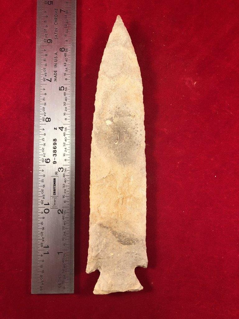 ETLEY  INDIAN ARTIFACT ARROWHEAD