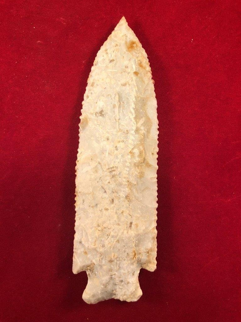 STILLWELL  INDIAN ARTIFACT ARROWHEAD - 2