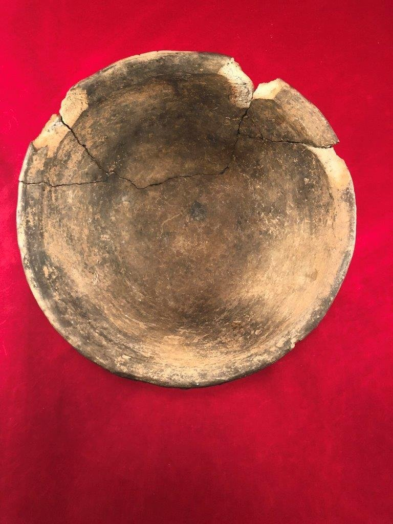 MISSISSIPPIAN PIE CRUST BOWL - 2