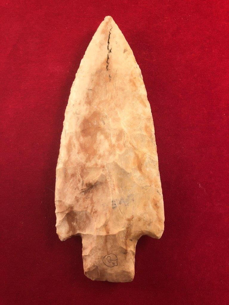 HARDIN    INDIAN ARTIFACT ARROWHEAD - 2