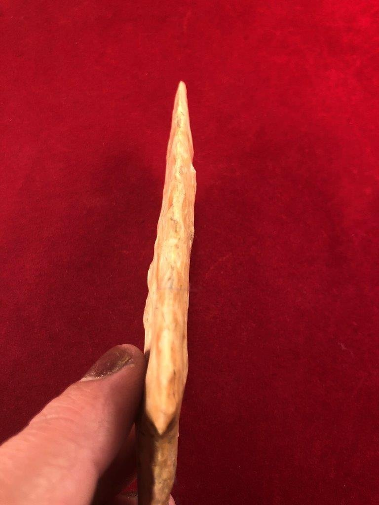 HARDIN    INDIAN ARTIFACT ARROWHEAD - 3
