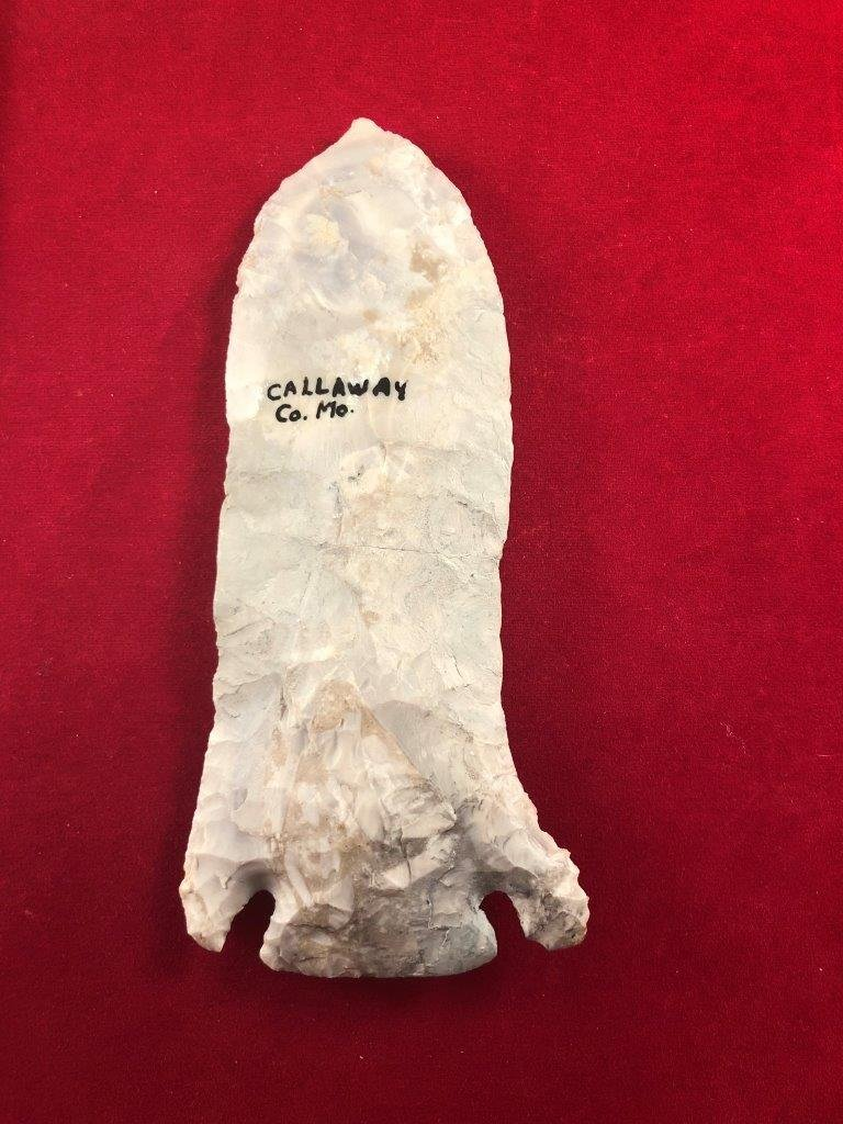 ETLEY    INDIAN ARTIFACT ARROWHEAD - 2