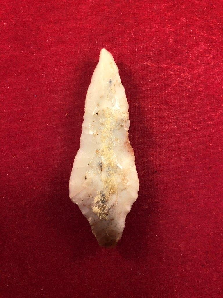 ARKANSAS ARROWHEAD    INDIAN ARTIFACT ARROWHEAD - 2