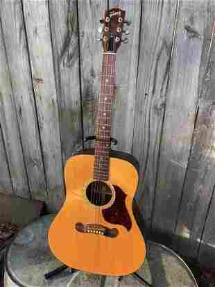 GIBSON STANDARD PLUS ACOUSTIC WITH CASE