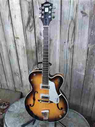GRETSCH ANNIVERSARY 1883-1993 MODEL 6117 WITH CASE