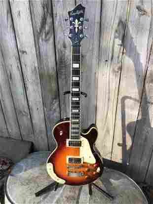 HAGSTROM SUPER SWEDE WITH CASE