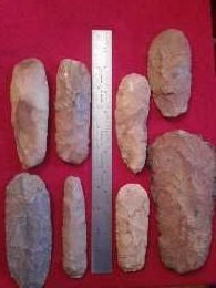 (7) TENNESSEE ARROWHEADS