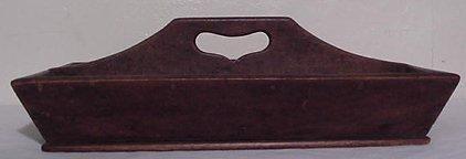 15: Virginia Walnut Knife Box - Cutnails