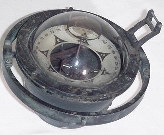 20: E.S. Ritchie & Sons 1920 Boat Compass