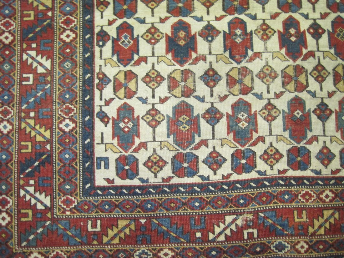 Antique Shirvan 4.3 x 3.7