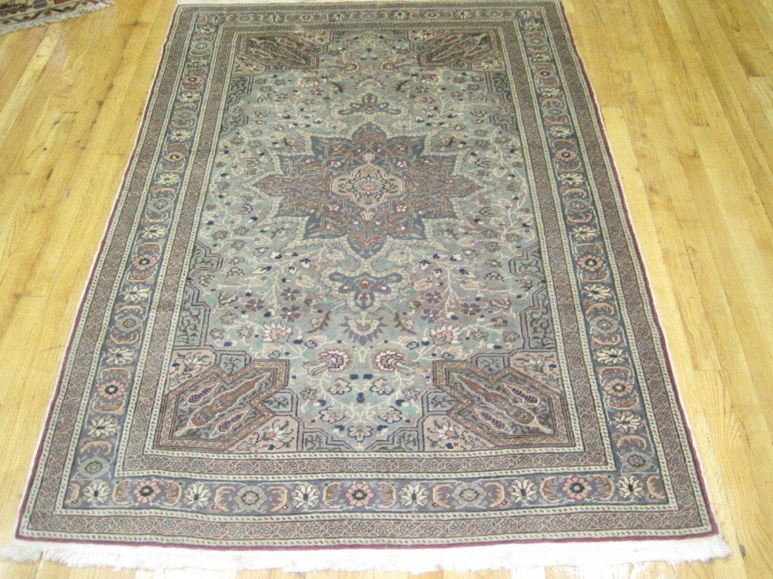 Turkish Rug Herikeh  4.1 x 5.9