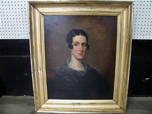 Portrait of Amanda MacGaughey Deering (1813-1892)