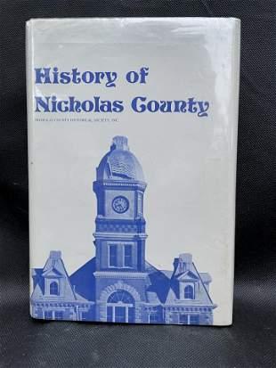 History of Nicholas County