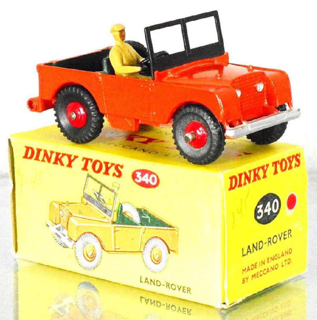 DINKY 340 LAND ROVER
