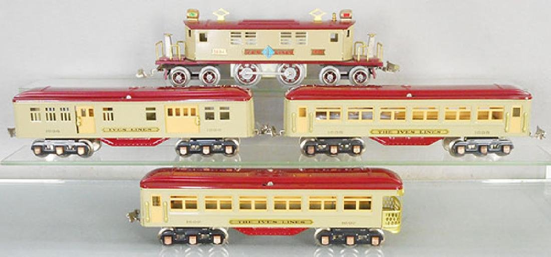 WILLIAMS IVES 1694 TRAIN SET