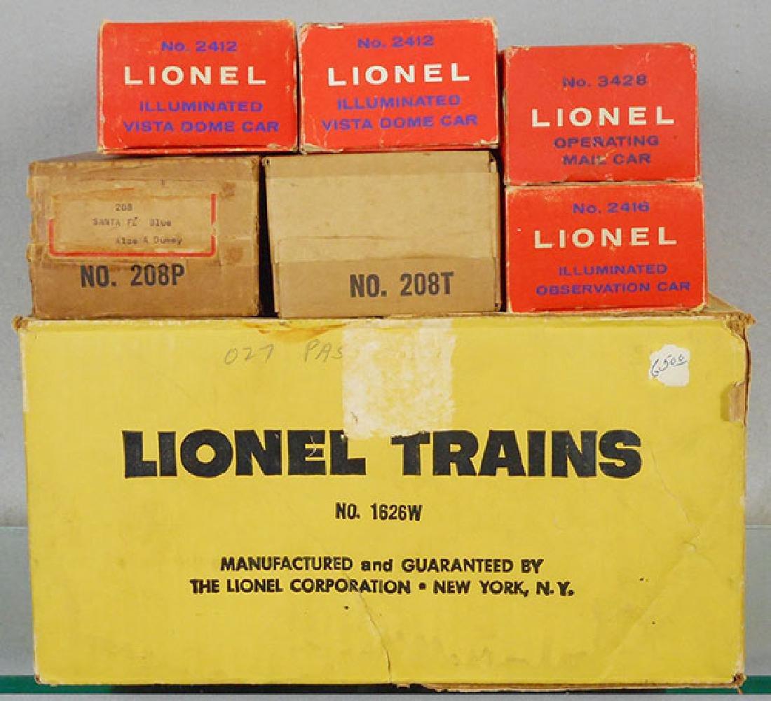 LIONEL 1626W TRAIN SET - 2