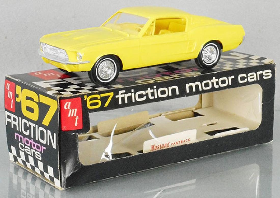 AMT 1967 FORD MUSTANG PROMO