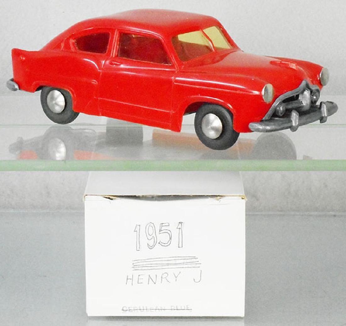 BANTHRICO 1951 KAISER HENRY J PROMO