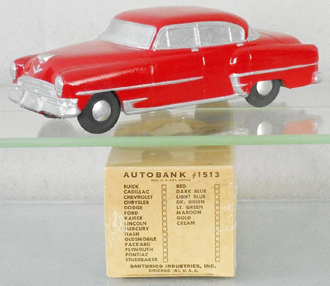 BANTHRICO 1954 CHRYSLER AUTOBANK PROMO