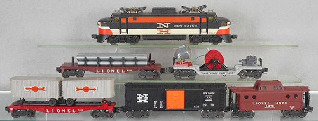 LIONEL 2259W TRAIN SET