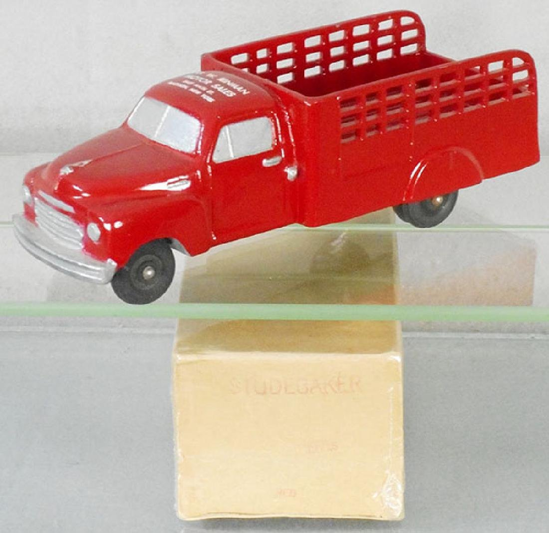 NATIONAL PRODUCTS 1949-53 STUDEBAKER TRUCK PROMO
