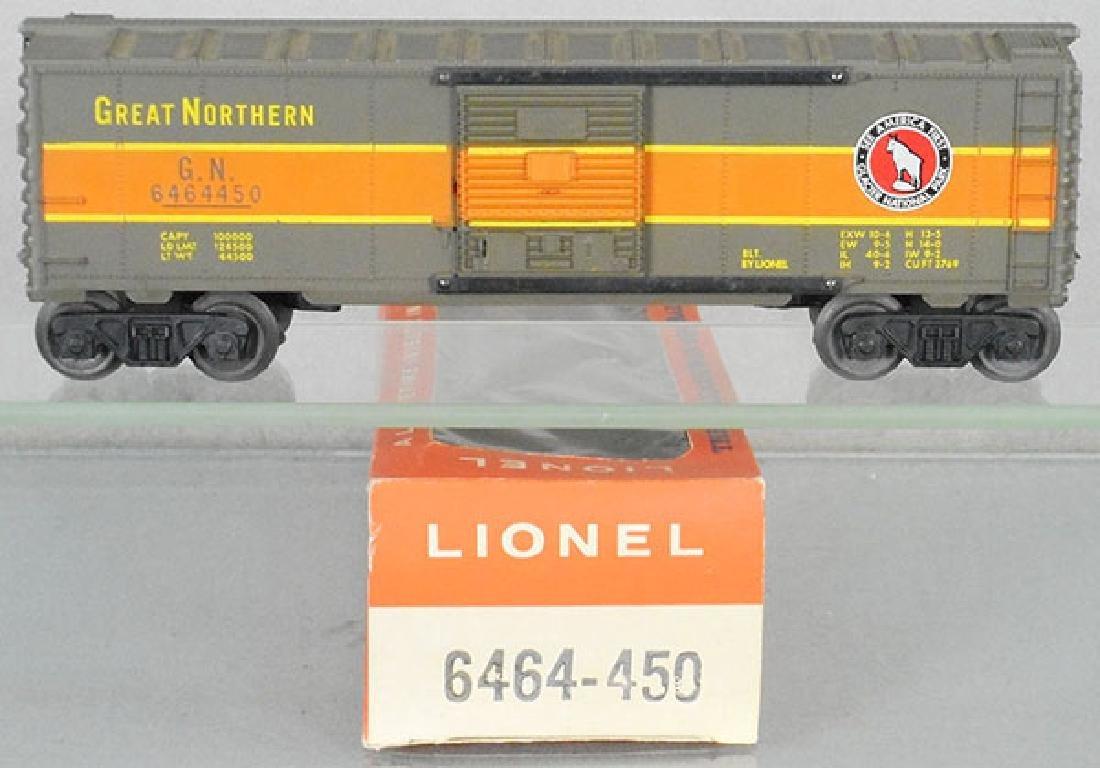 LIONEL 6464-450 TCA GREAT NORTHERN BOX CAR