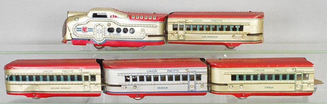 MARX M10005 UP STREAMLINER SET