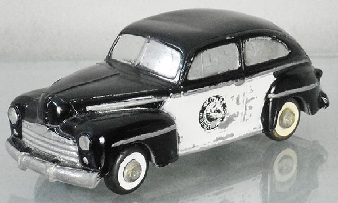 MASTER CASTER 1948 FORD POLICE PROMO