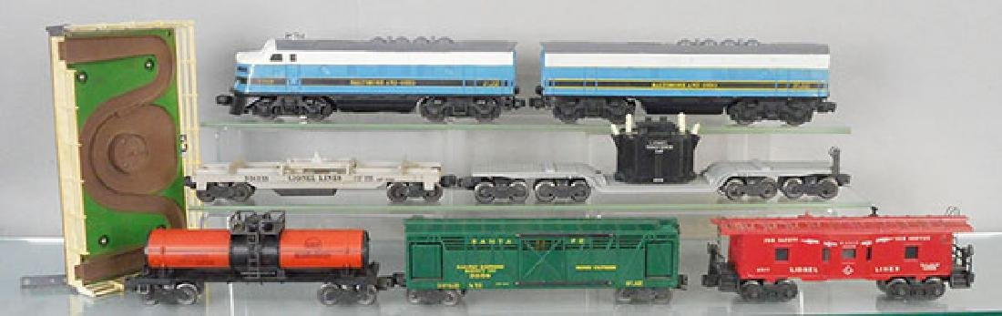LIONEL 2269W TRAIN SET