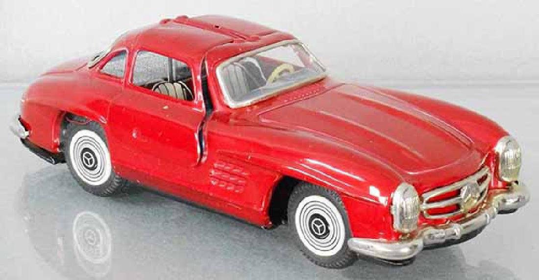 BANDAI MERCEDES BENZ 300SL GULLWING