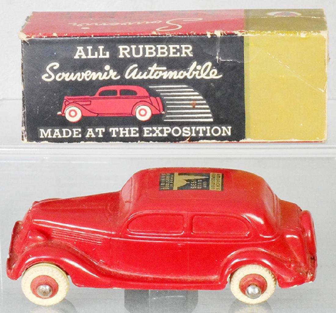 FIRESTONE RUBBER 1935 FORD PROMO