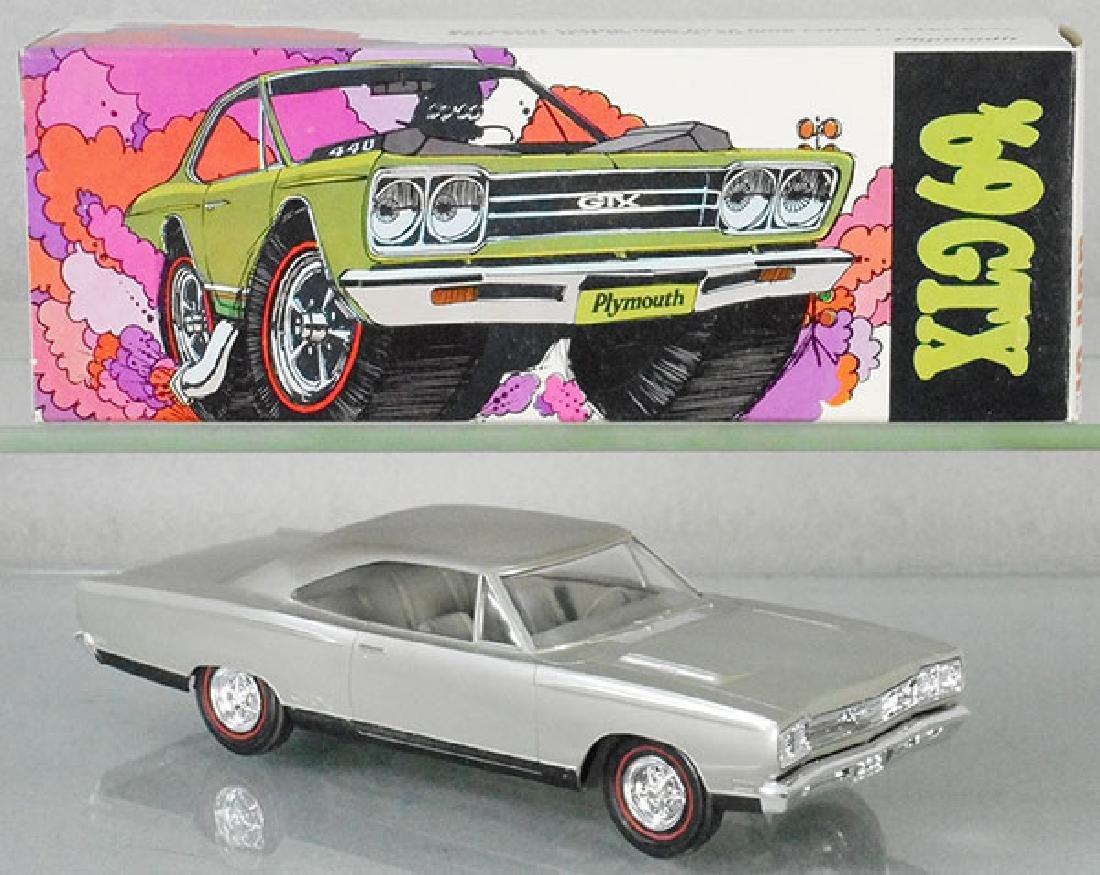 JOHAN 1969 PLYMOUTH GTX PROMO