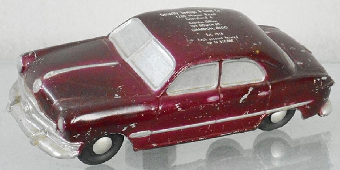 BANTHRICO 1950 FORD CUSTOM AUTOBANK PROMO