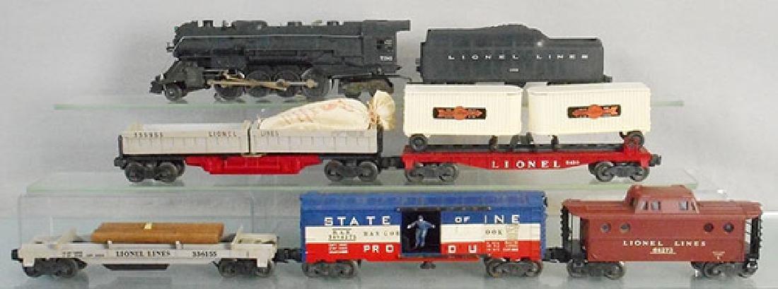 LIONEL 2289WS TRAIN SET