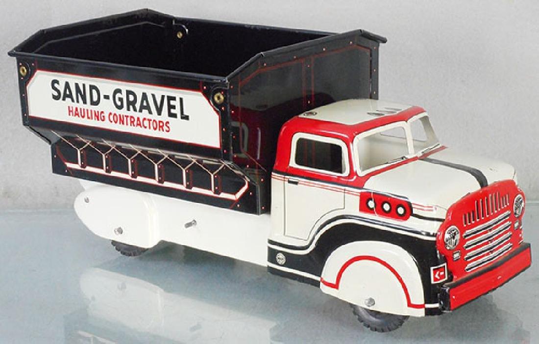 MARX SAND & GRAVEL TRUCK