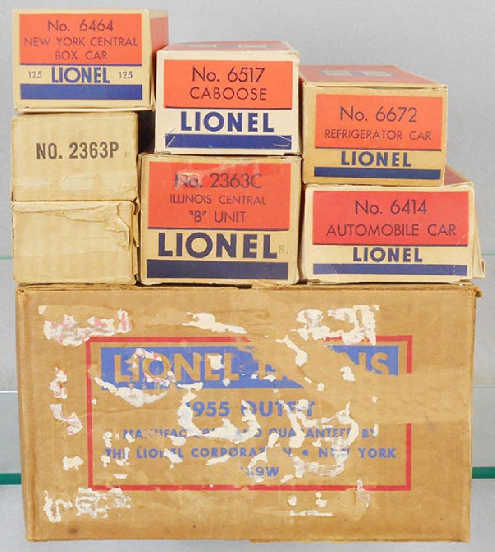 LIONEL 2239W TRAIN SET - 2