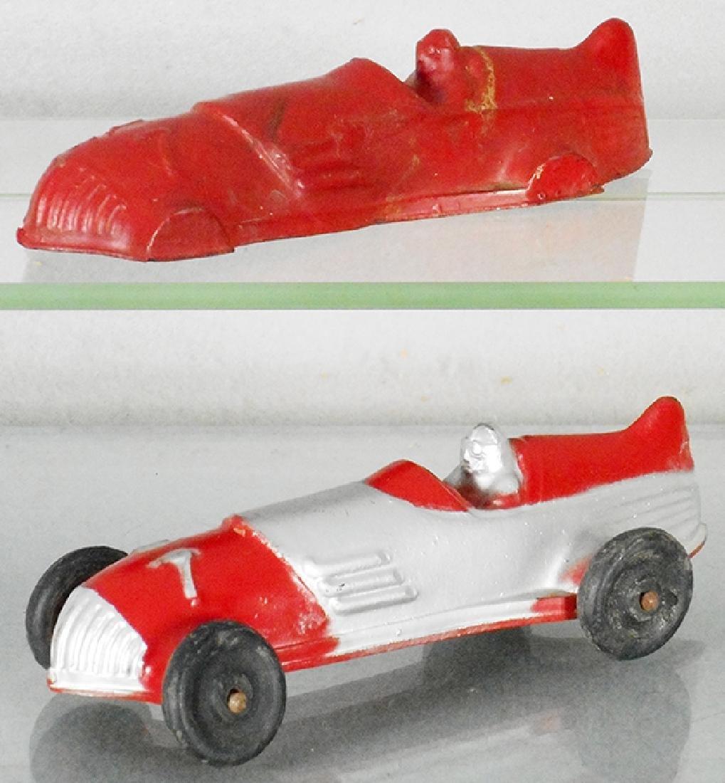 2 AUBURN RUBBER RACERS