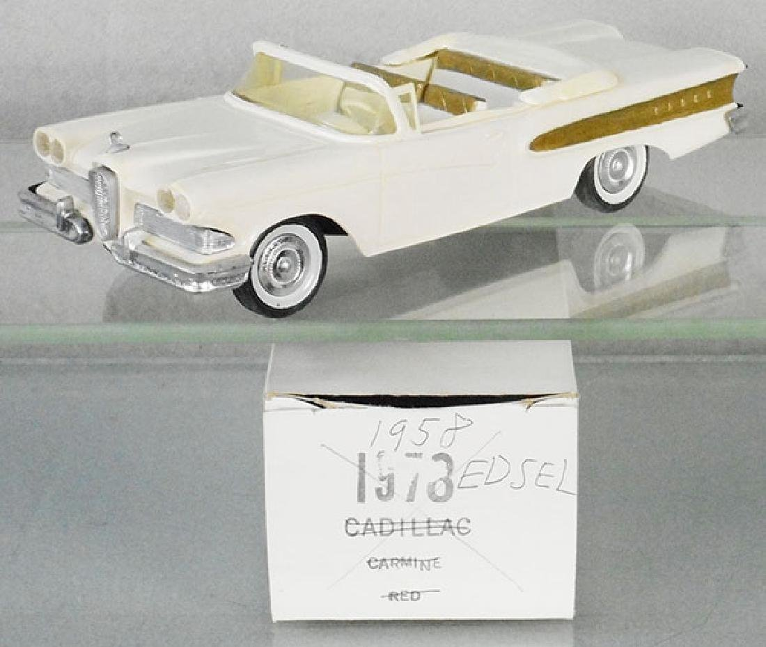 AMT 1958 EDSEL PACER PROMO