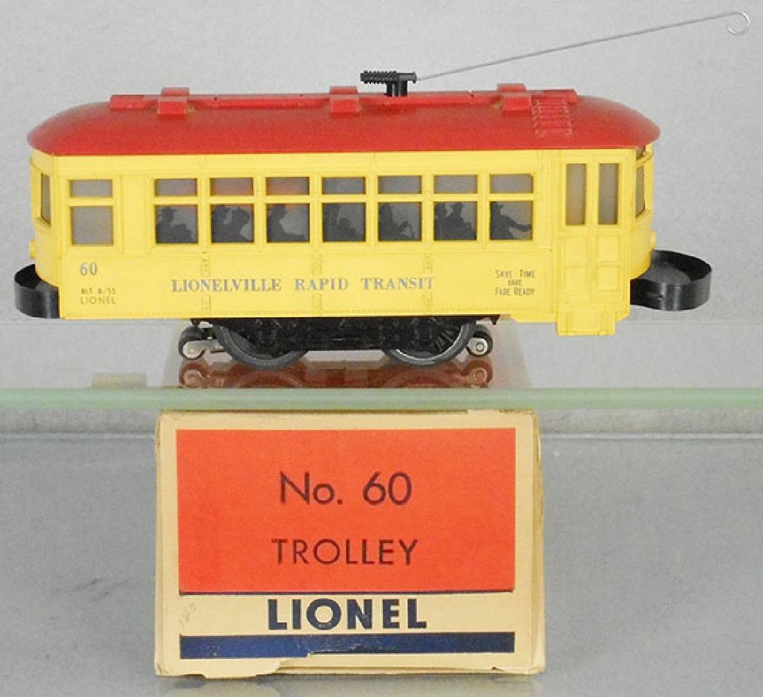 LIONEL 60 TROLLEY