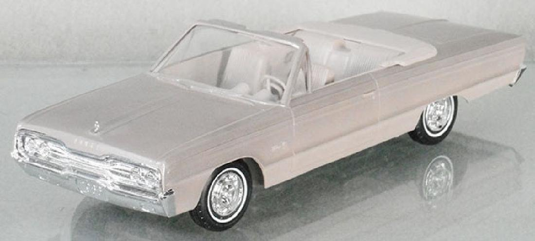 MPC 1966 DODGE POLARA PROMO