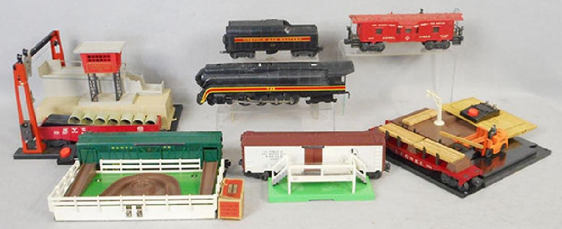 LIONEL 2297WS TRAIN SET