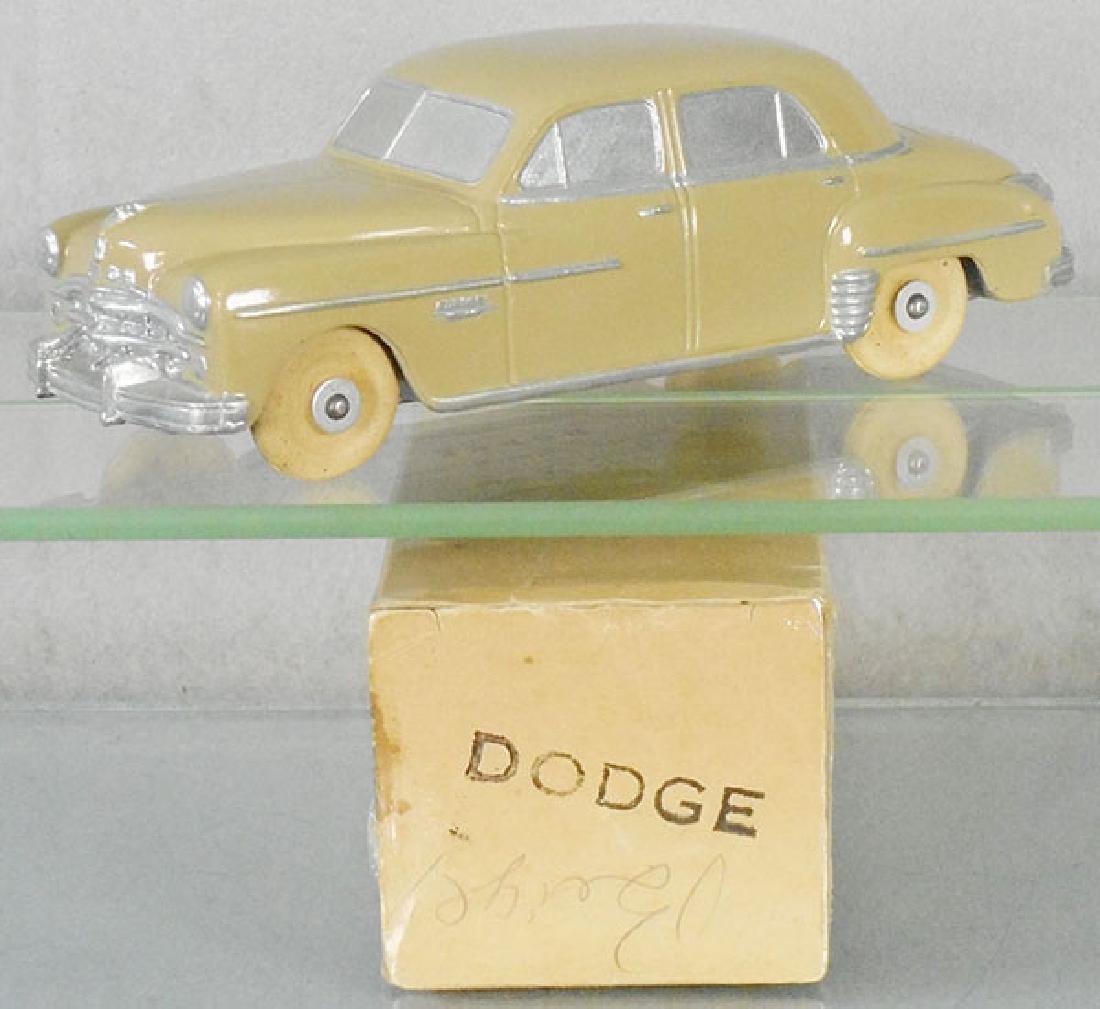NATIONAL PRODUCTS 1949 DODGE CORONET PROMO