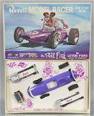 REVELL MR RAT FINK SLOT CAR