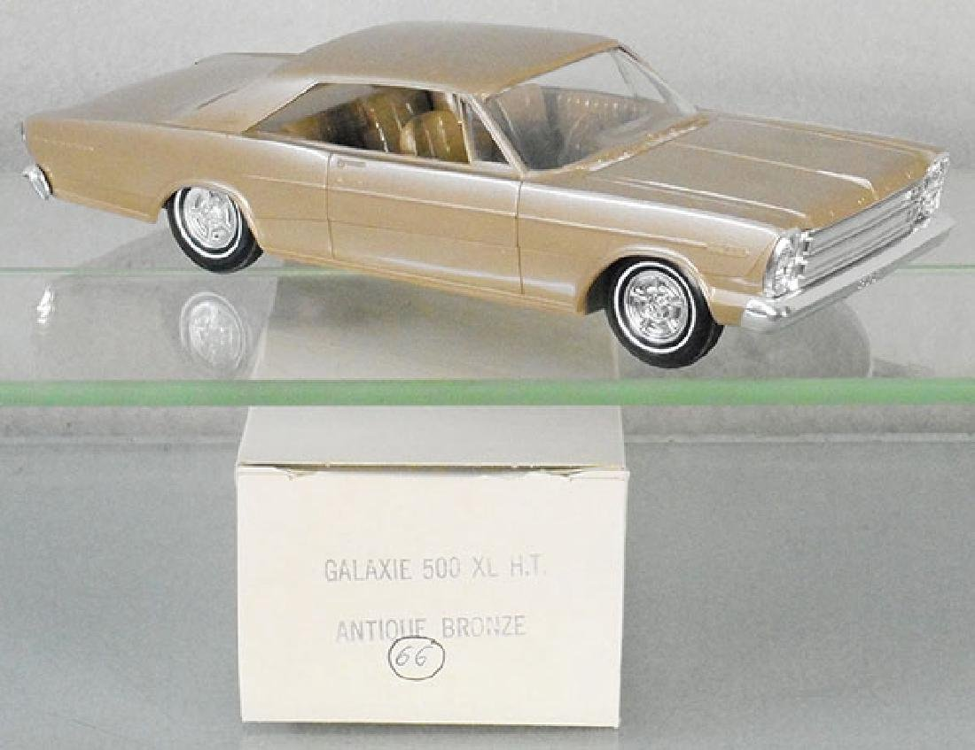 AMT 1966 FORD GALAXIE PROMO