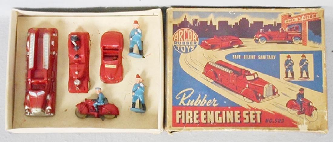 ARCOR 523 FIRE ENGINE SET