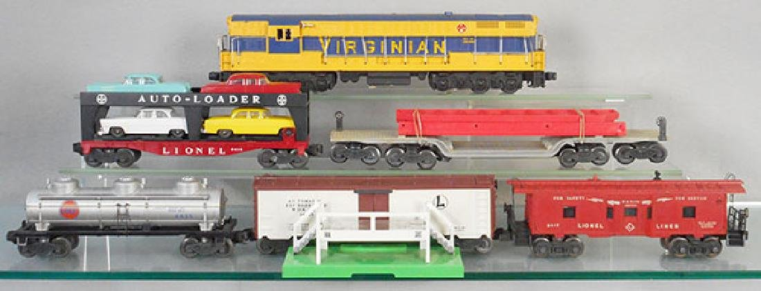 LIONEL 2285W TRAIN SET