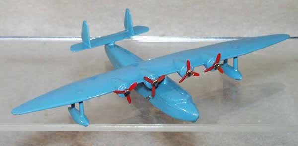 2: DINKY 60W CLIPPER III FLYING BOAT