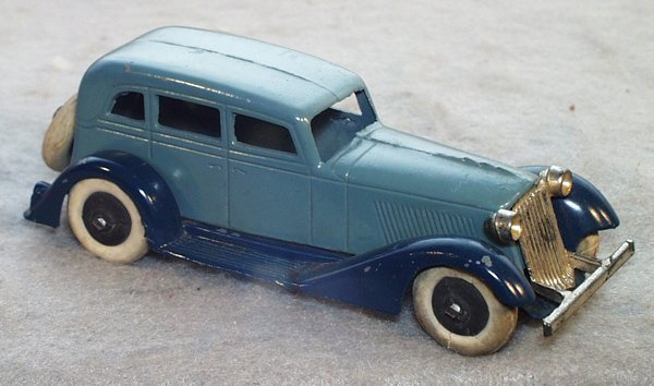 11: TOOTSIETOY 513 GRAHAM SEDAN
